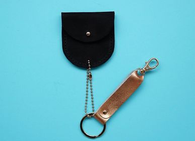 Petite maroquinerie - Porte-clés en cuir - RENSKE VERSLUIJS
