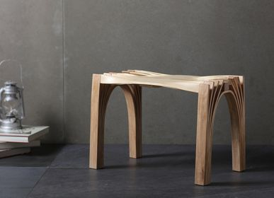 Benches - Flip chair - NEO-TAIWANESE CRAFTSMANSHIP