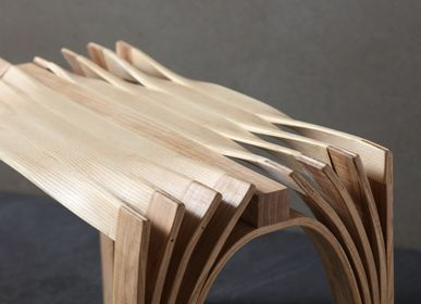 Benches for hospitalities & contracts - Flip chair - NEO-TAIWANESE CRAFTSMANSHIP