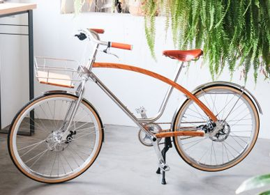 Gym et Fitness - CRAFTSMANSHIP BICYCLE PROJECT - HALF CRAFT, HALF LIFE