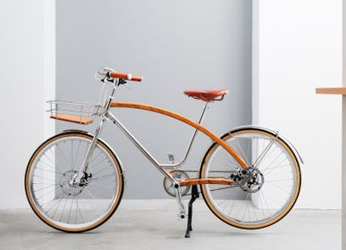 Gym et fitness pour collectivités - CRAFTSMANSHIP BICYCLE PROJECT - NEO-TAIWANESE CRAFTSMANSHIP