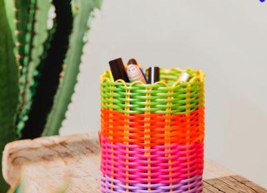 Pots de fleurs - Pot arc-en-ciel - TIENDA ESQUIPULAS