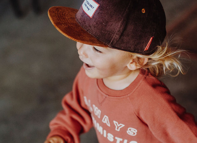 Kids accessories - Sweet Brownie Cap - HELLO HOSSY®