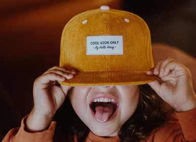 Kids accessories - Sweet Honey Cap - HELLO HOSSY®