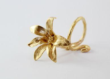 Jewelry - FLOWER jewels  - PATRIZIA CORVAGLIA JEWELRY AND ART