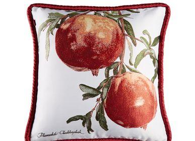 Christmas decoration - Fruit & Flower - Woven Textile Art Cushion Cover - PASAYA