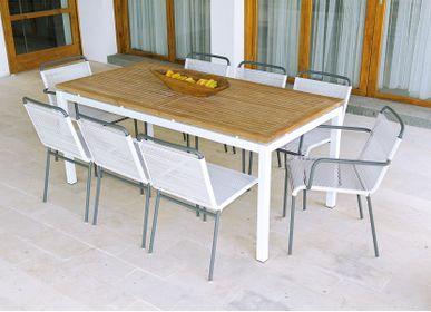 Tables de jardin - TABLE RECTANGULAIRE LUI — LUI & LEI - IL GIARDINO DI LEGNO