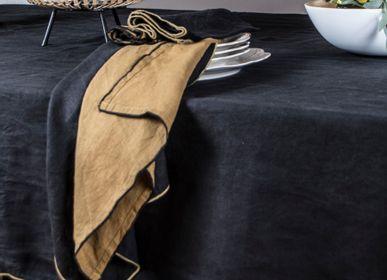 Homewear - Washed linen napkins HORTENSE - FEBRONIE