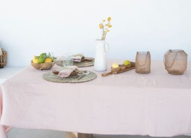 Homewear - Washed Linen Tableclothes HORTENSE - FEBRONIE