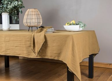 Homewear - Tablecloths Hortense - Washed Linen - FEBRONIE