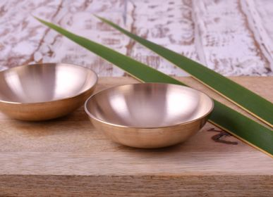 Bowls - Handmade Bronze Utensils - DE KULTURE WORKS