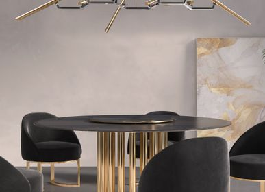 Chambres d'hotels - Zenith Suspension - CASTRO LIGHTING