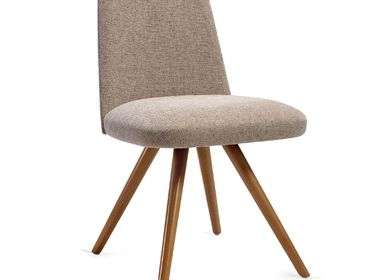 Chairs for hospitalities & contracts - NUZZLE CHAIR - FENABEL, S.A.