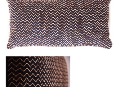 Cushions - CC 50 CHEVRON ADORNMENT - ECOTASAR