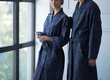 Bath towel - BATHROBES and KIMONO, TOWELS, NIGHTDRESS, PYJAMA - DECOFLUX