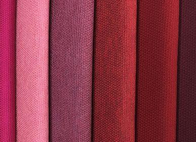 Scarves - Scarf 100% Merino Wool Pink - MONTÓN DE TRIGO MONTÓN DE PAJA