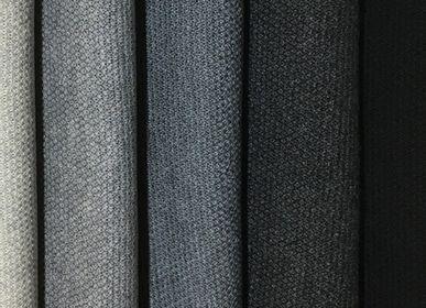 Scarves - Scarf 100% Merino Wool Grey - MONTÓN DE TRIGO MONTÓN DE PAJA