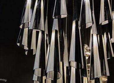 Hanging lights - Cone S Lamp / Chandelier - BAANCHAAN