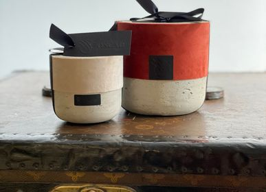 Candles - Velvet candle medium - OSCAR CANDLES