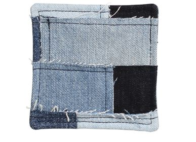 Placemats - Square Coaster Denim (Pack of 4) - RENIM PROJECT