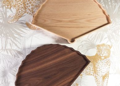 Platter, bowls - Solid Wood Trays & Accessories - ZAOZAM