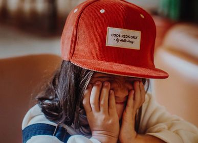 Kids accessories - Sweet Terracotta Cap - HELLO HOSSY®