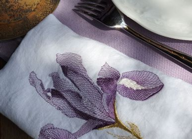 Linge de table - serviette IRIS  - ARTIPARIS