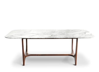 Mobilier et rangements - Alberto Dining Table  - COVET HOUSE