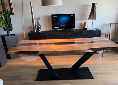 Tables - L'inspiration d'un bleu des Cévennes - JIMMY ARTWOOD