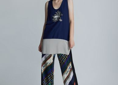 Homewear - Under the tree embroidery tank dress - ATELIER PICHITA