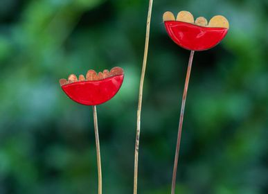 Decorative objects - Poppies Decoration - ELZA PEREIRA