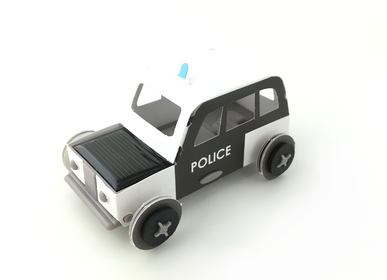 Creative Hobbies - AUTOGAMI Police Car  - LITOGAMI