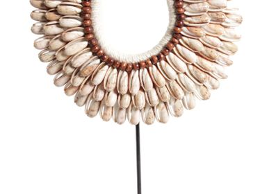 Decorative objects - I11 Small Shell Necklace - POLE TO POLE