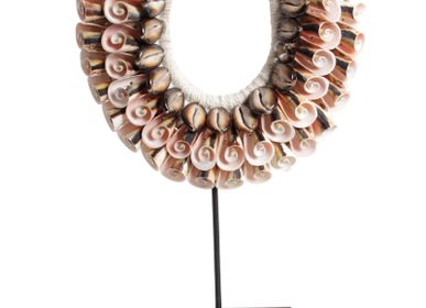 Decorative objects - I12 Small Shell Necklace - POLE TO POLE