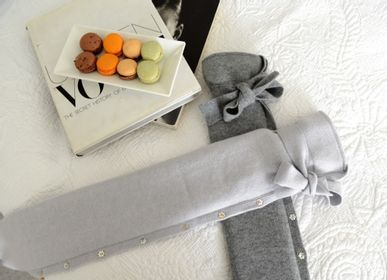 Comforters and pillows - YuYu Bottle - 100% Cashmere (Classic) - Stone - YUYU BOTTLE