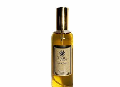 Home fragrances - Interior Perfume Cedar Wood - TERRE D'ASPRES BY TERRE D'ORIA