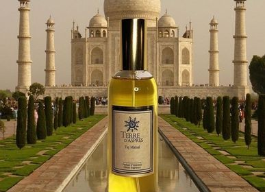 Home fragrances - Indoor fragrance Taj Mahal - TERRE D'ASPRES BY TERRE D'ORIA