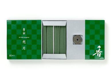 Office design and planning - KUNRO Sougetsu/Moon Reflection (80 sticks)  - SHOYEIDO INCENSE CO.