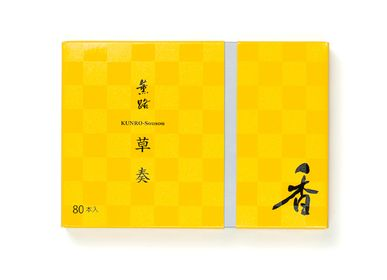 Parfums d'intérieur - KUNRO Sou sou/Rustling Meadow(80 sticks) - SHOYEIDO INCENSE CO.