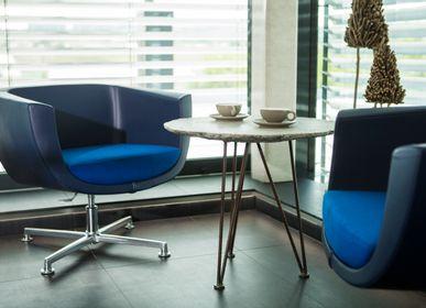 Coffee tables - TABULA NIMBUS/TABULA NIMBUS PARVA Concrete Lounge Table/Side Table/Coffee Table - CO33 EXKLUSIVE BETONMÖBEL