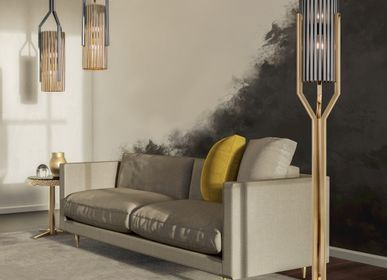 Hotel bedrooms - Avany Floor Lamp - CASTRO LIGHTING
