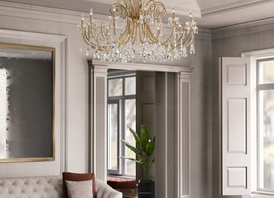 Ceiling lights - Casablanca Suspension - CASTRO LIGHTING