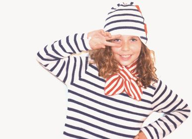 Children's fashion - Collection STRIPES - T'RU SUSTAINABLE HANDMADE