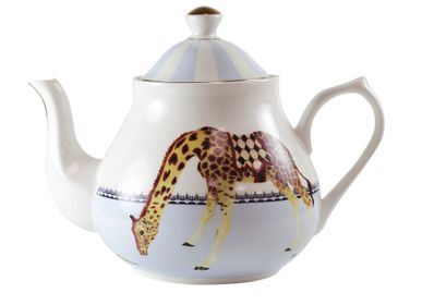 Tea / coffee accessories - Teapot 1.3 l Carnaval Giraffe - YVONNE ELLEN