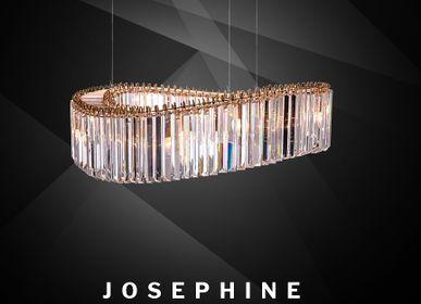 Objets de décoration - JOSÉPHINE I Suspension - MAZLOUM LIGHT
