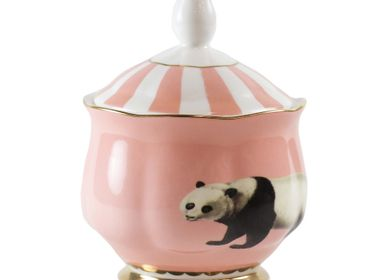 Tea / coffee accessories - Panda Sugar Bowl - YVONNE ELLEN