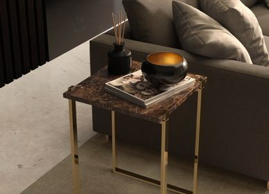 Tables for hotels - Jade Side Table - CASTRO LIGHTING