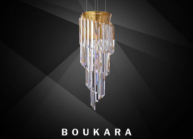 Objets de décoration - BOUKARA I Suspension - MAZLOUM LIGHT