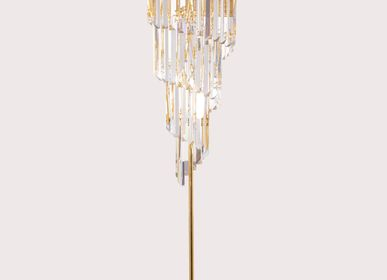 Decorative objects - BOUKARA I Floor Lamp - MAZLOUM LIGHT
