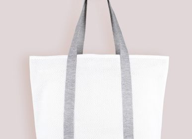 Bags and totes - Monsilk™ Upcycling Shopping Bag: Sugar Design - THE CARPET MAKER